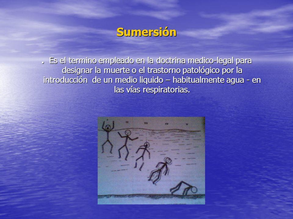 Sumersión