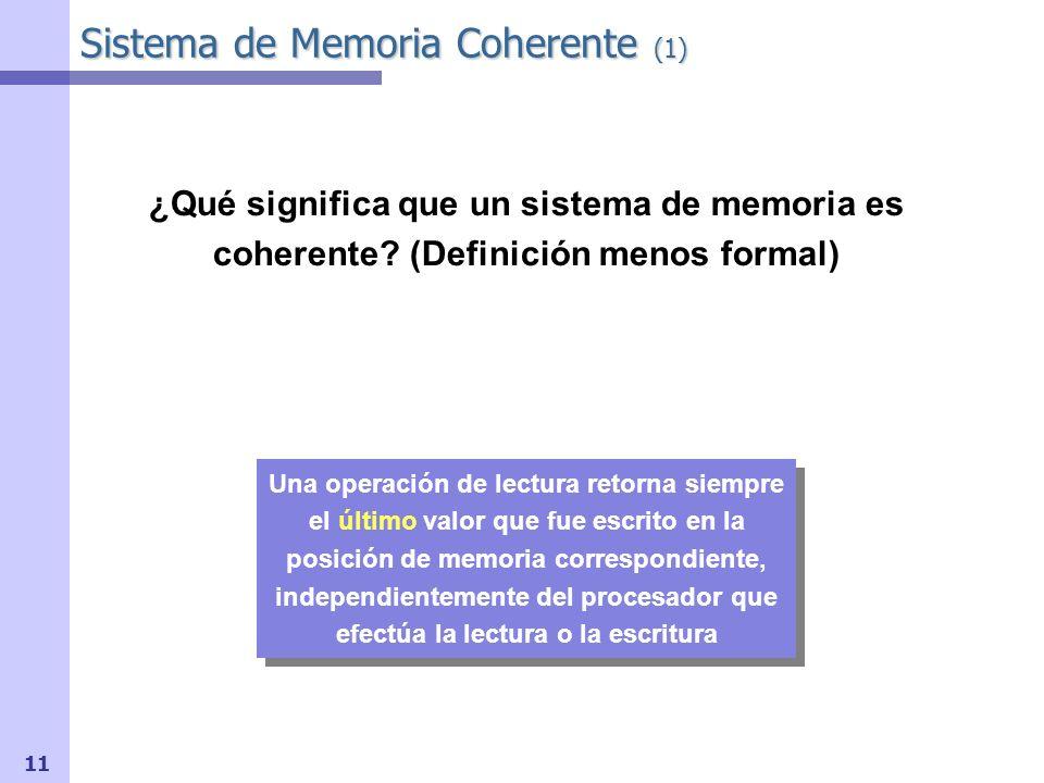 Sistema de Memoria Coherente (1)