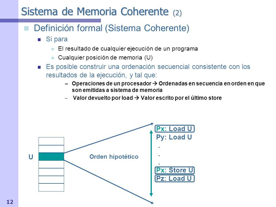 Sistema de Memoria Coherente (2)