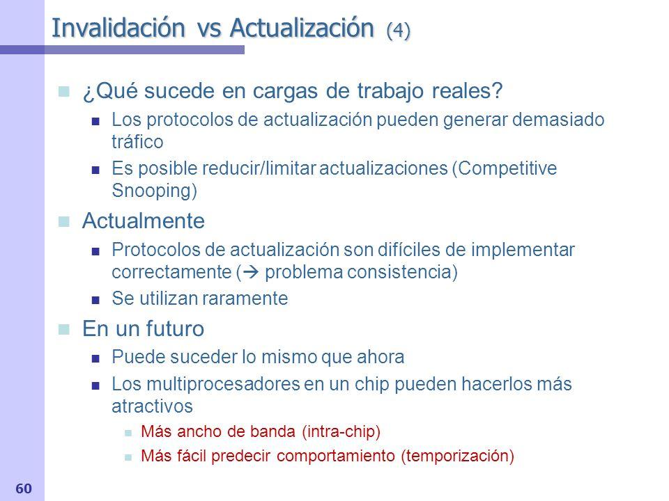 Invalidación vs Actualización (4)