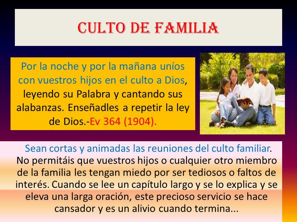 Culto de familia