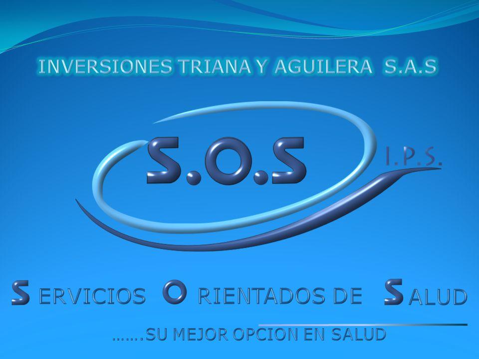 INVERSIONES TRIANA Y AGUILERA S.A.S …….SU MEJOR OPCION EN SALUD