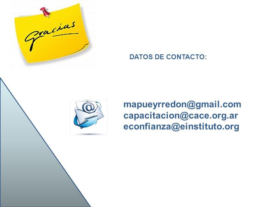 mapueyrredon@gmail.com capacitacion@cace.org.ar