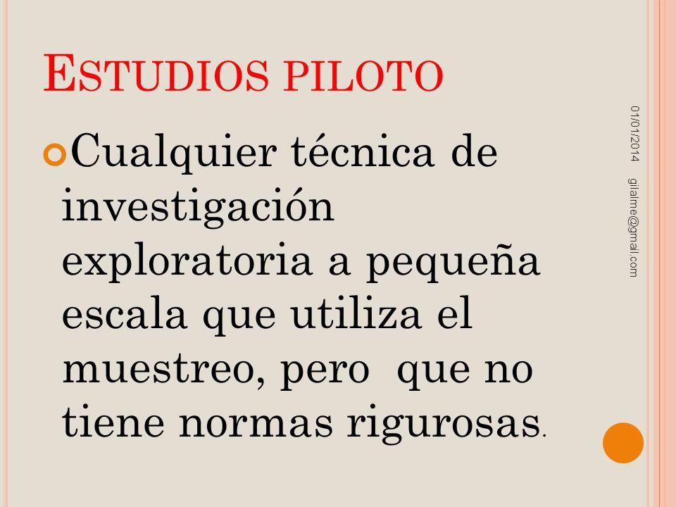 Estudios piloto 23/03/2017.