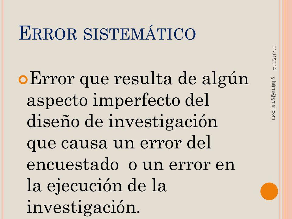 Error sistemático 23/03/2017.