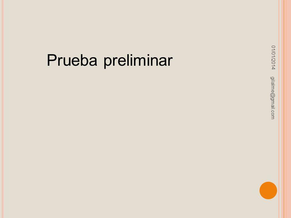 23/03/2017 Prueba preliminar gilalme@gmail.com