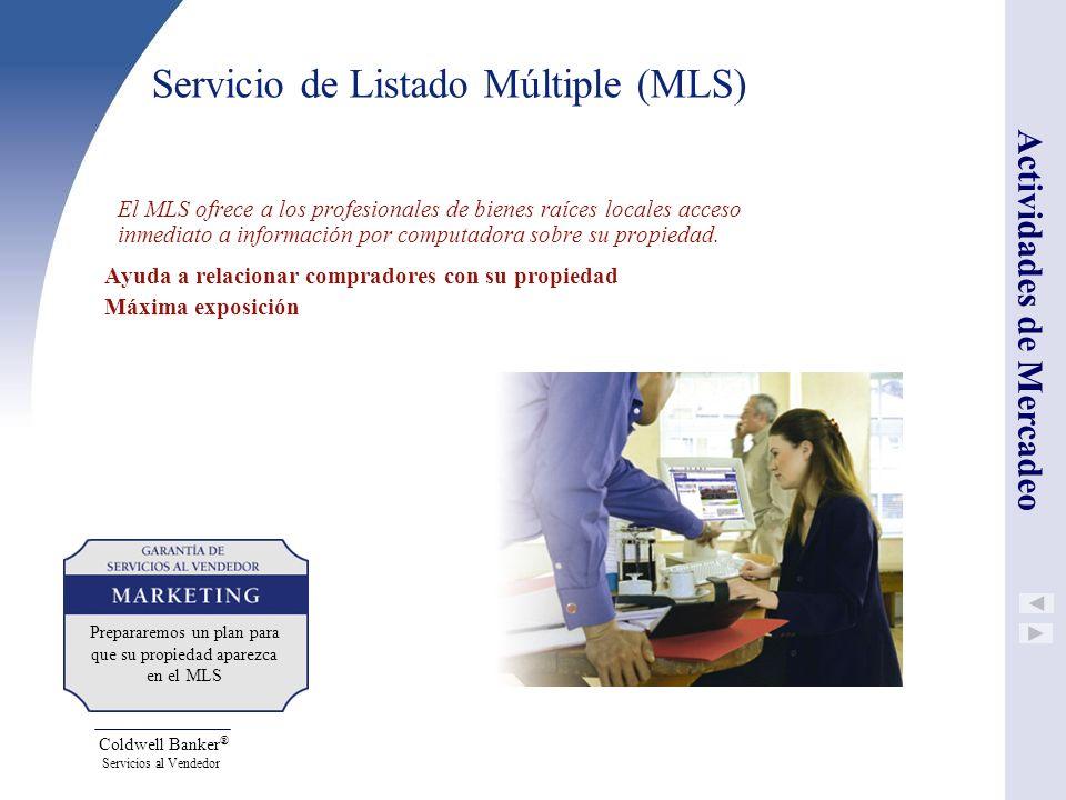Servicio de Listado Múltiple (MLS)