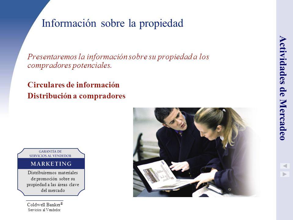 Información sobre la propiedad