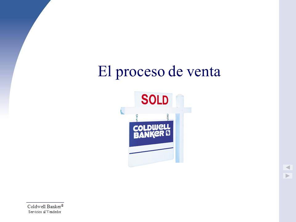 El proceso de venta