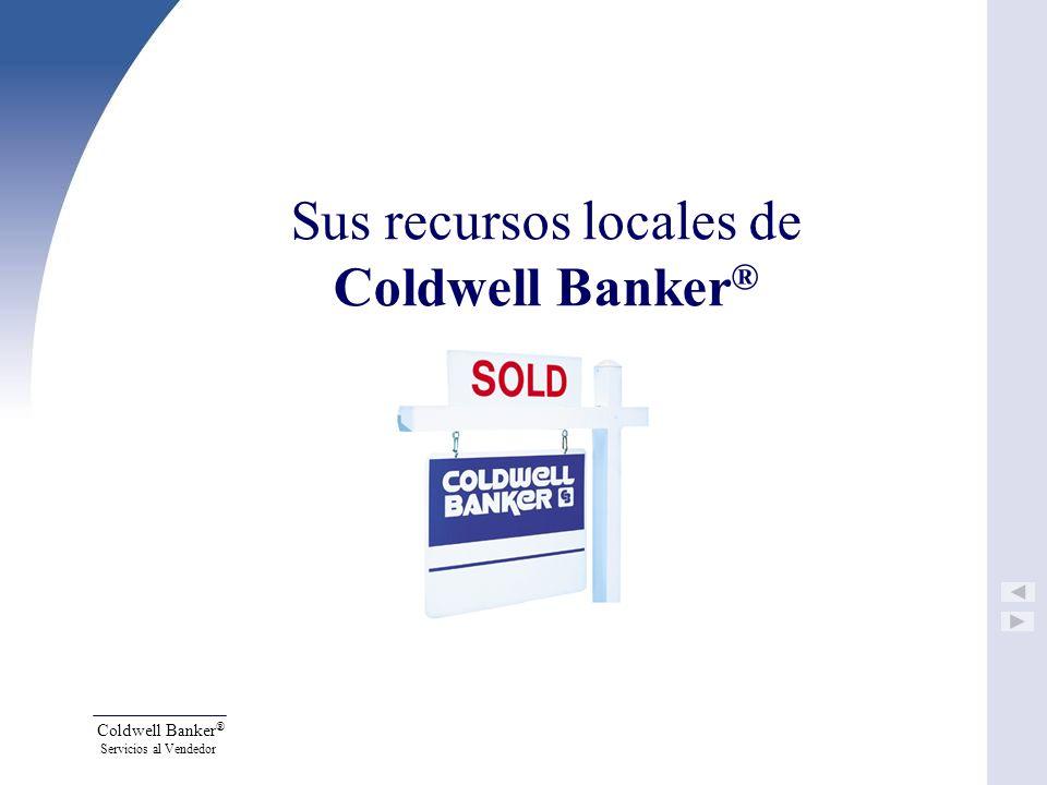 Sus recursos locales de Coldwell Banker®