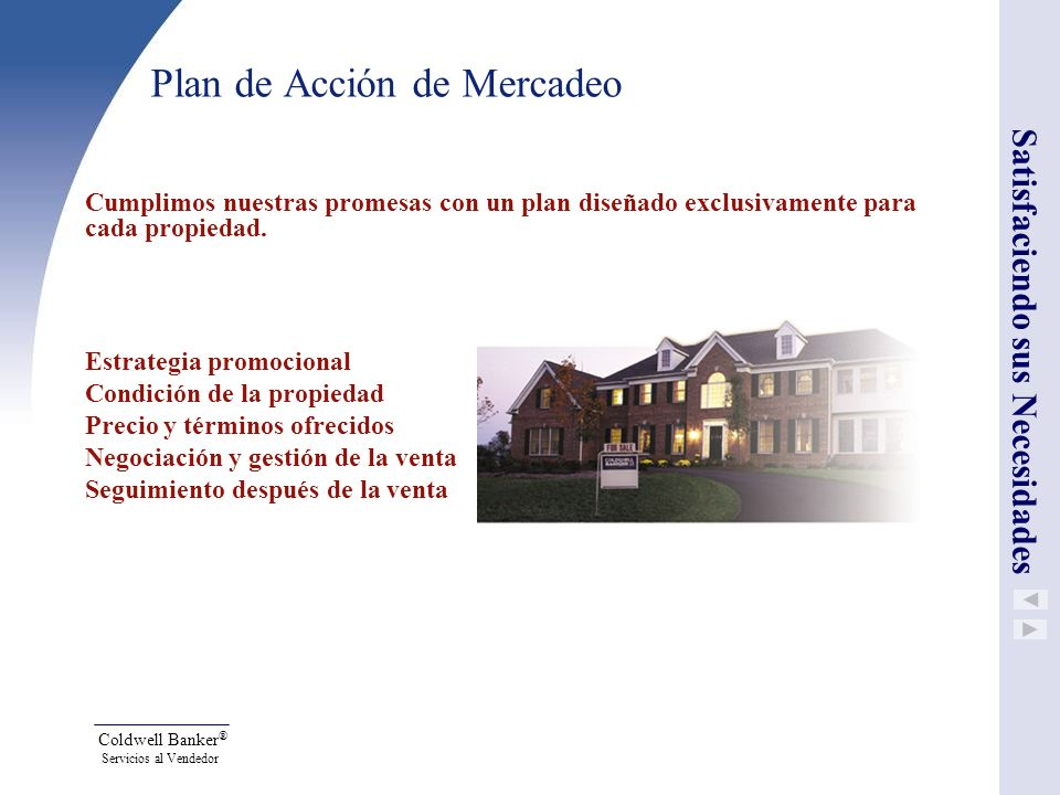 Plan de Acción de Mercadeo