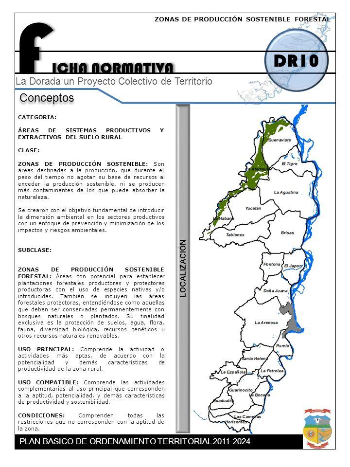FICHA NORMATIVA DR10 Conceptos