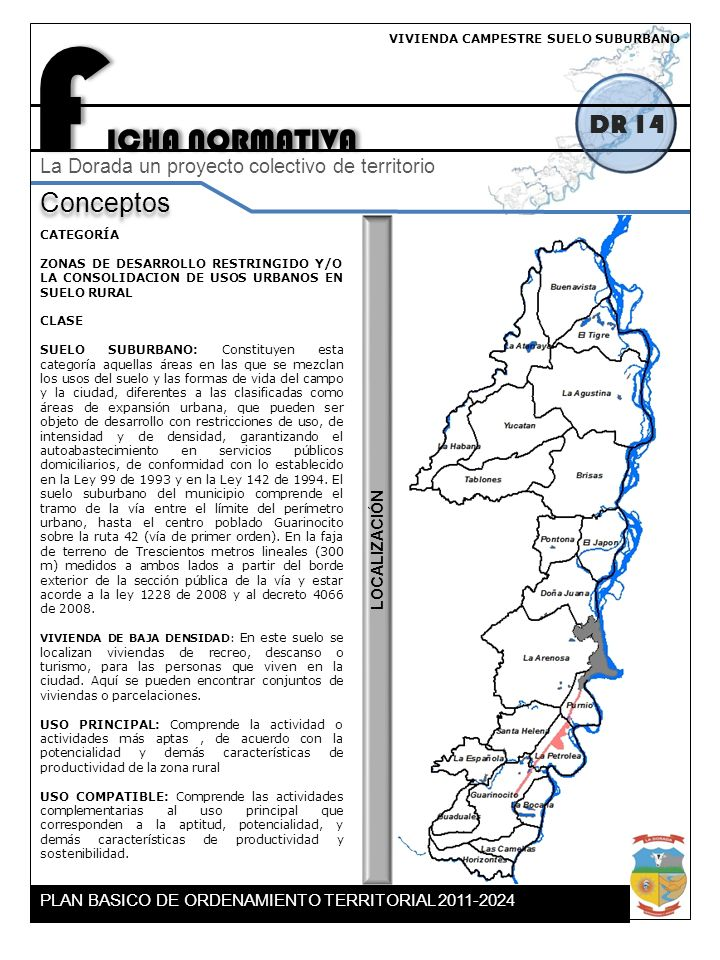 FICHA NORMATIVA DR 14 Conceptos