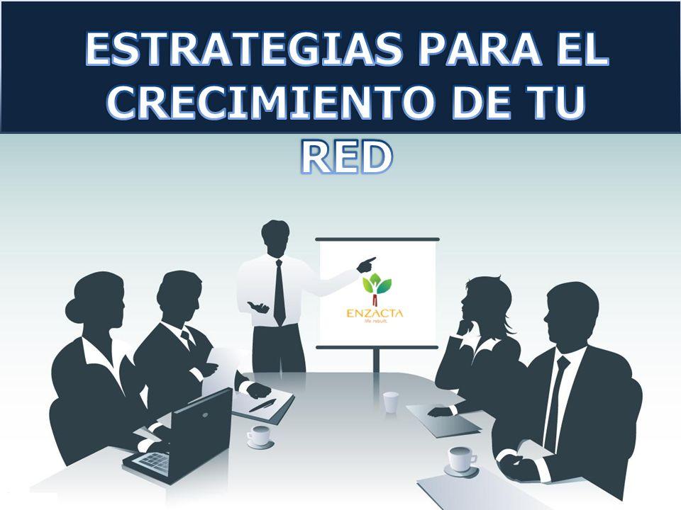 ESTRATEGIAS PARA EL CRECIMIENTO DE TU RED
