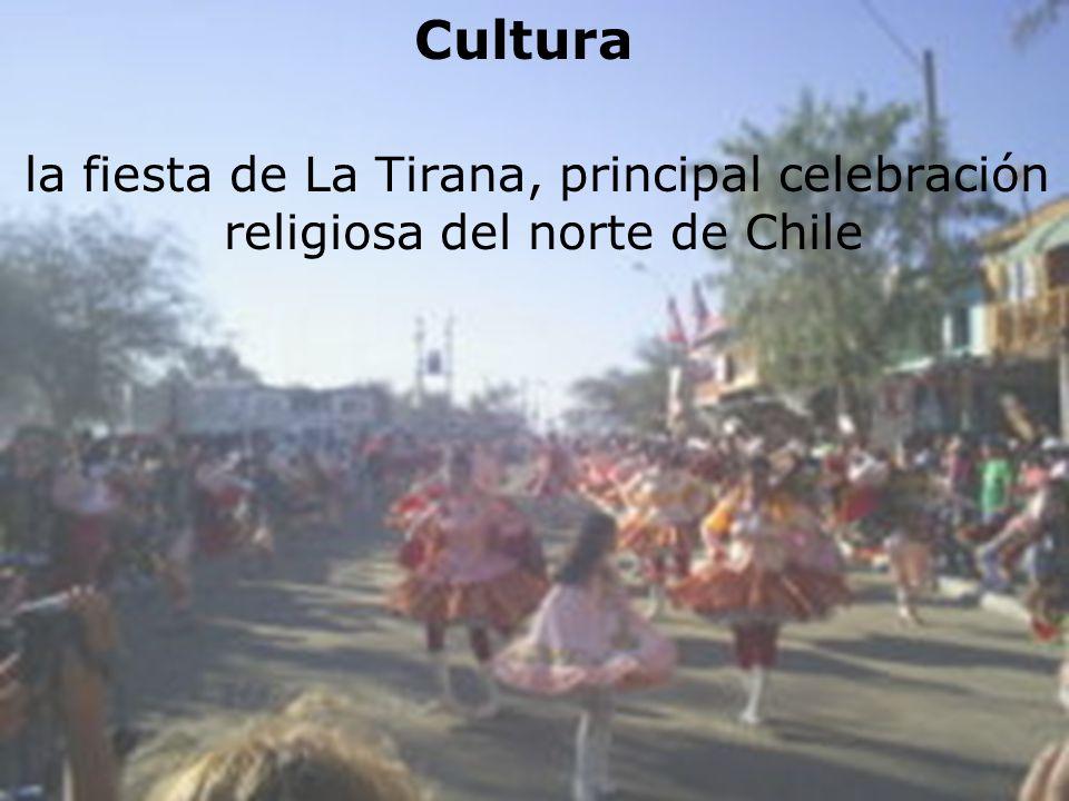 Cultura la fiesta de La Tirana, principal celebración religiosa del norte de Chile
