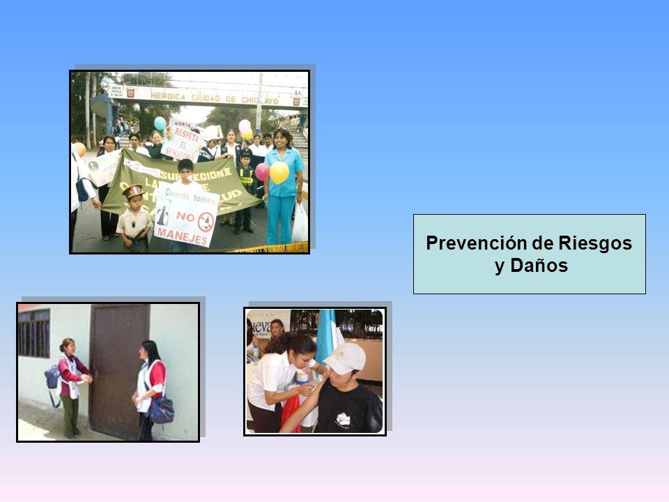 Prevención de Riesgos y Daños