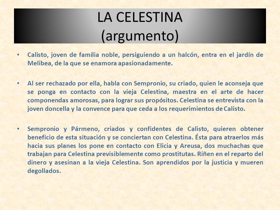 La celestina fernando de rojas ppt video online descargar for La celestina argumento