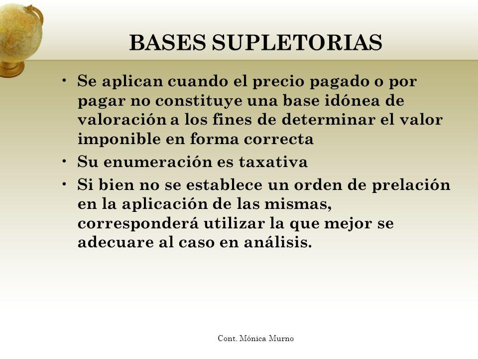 BASES SUPLETORIAS