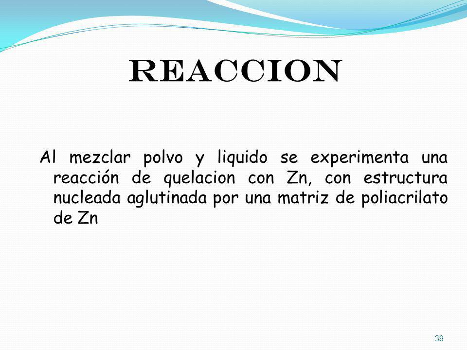 REACCION