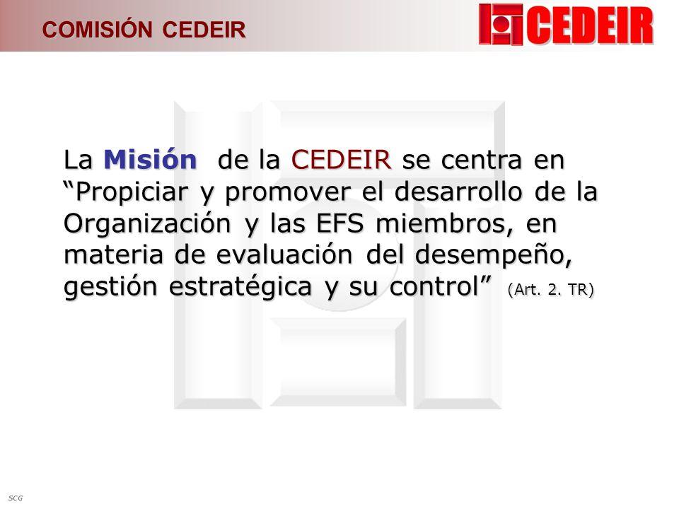 COMISIÓN CEDEIR