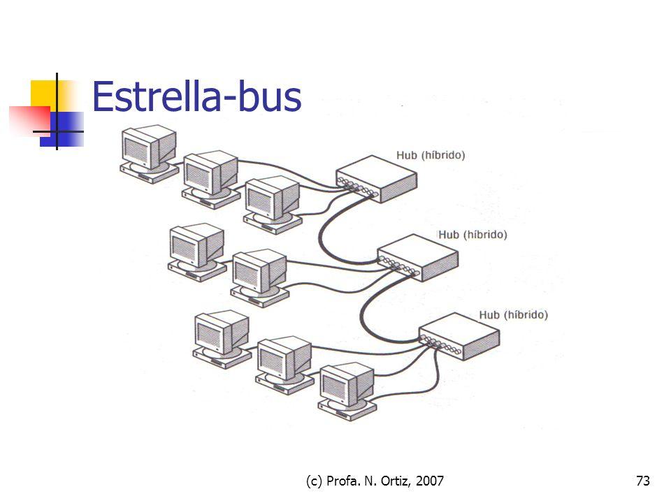 Estrella-bus (c) Profa. N. Ortiz, 2007 (c) Profa. N. Ortiz, 2007