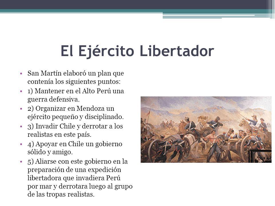 El Ejército Libertador