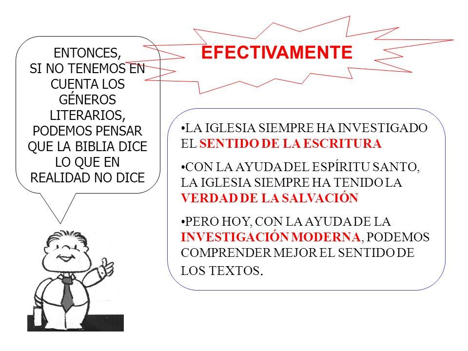 EFECTIVAMENTE ENTONCES,