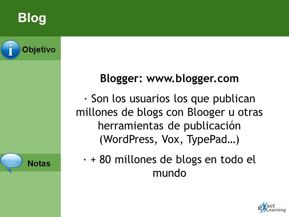 Blogger: www.blogger.com