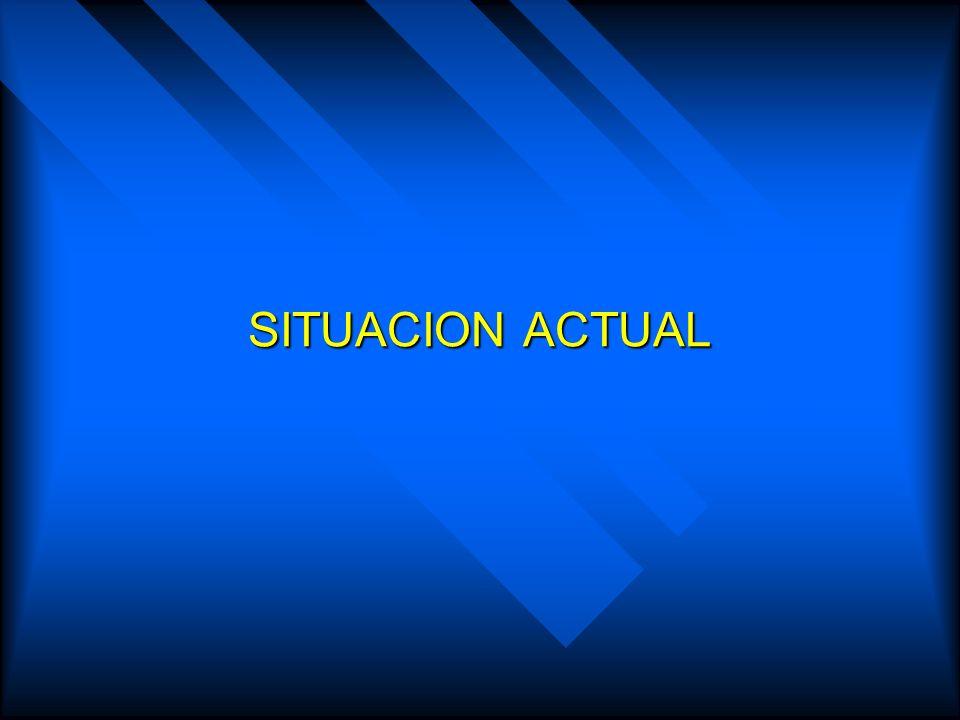 SITUACION ACTUAL