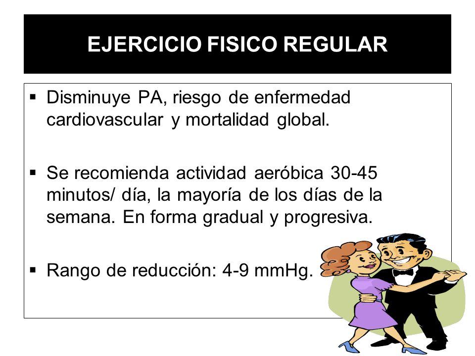 Hipertensi n arterial ppt descargar for Ejercicio fisico