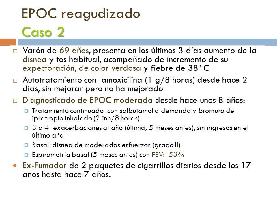 EPOC reagudizado Caso 2