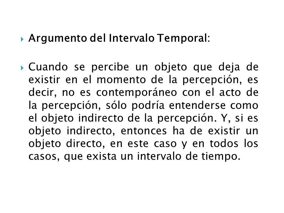 Argumento del Intervalo Temporal: