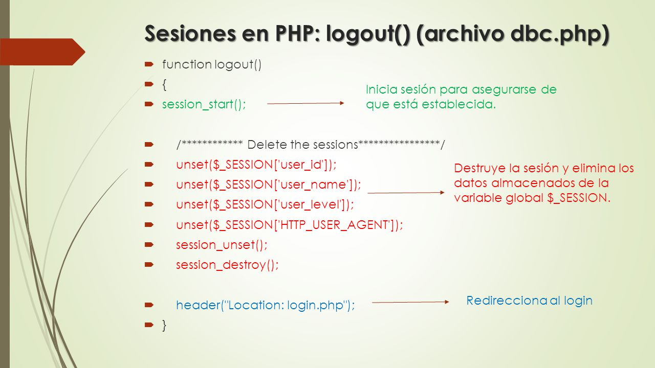 how to delete session variable in php