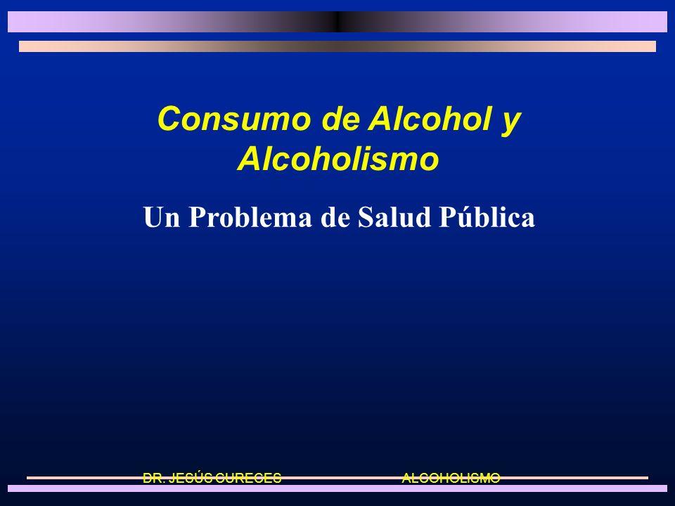 Consumo de Alcohol y Alcoholismo