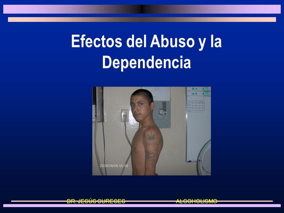 Efectos del Abuso y la Dependencia