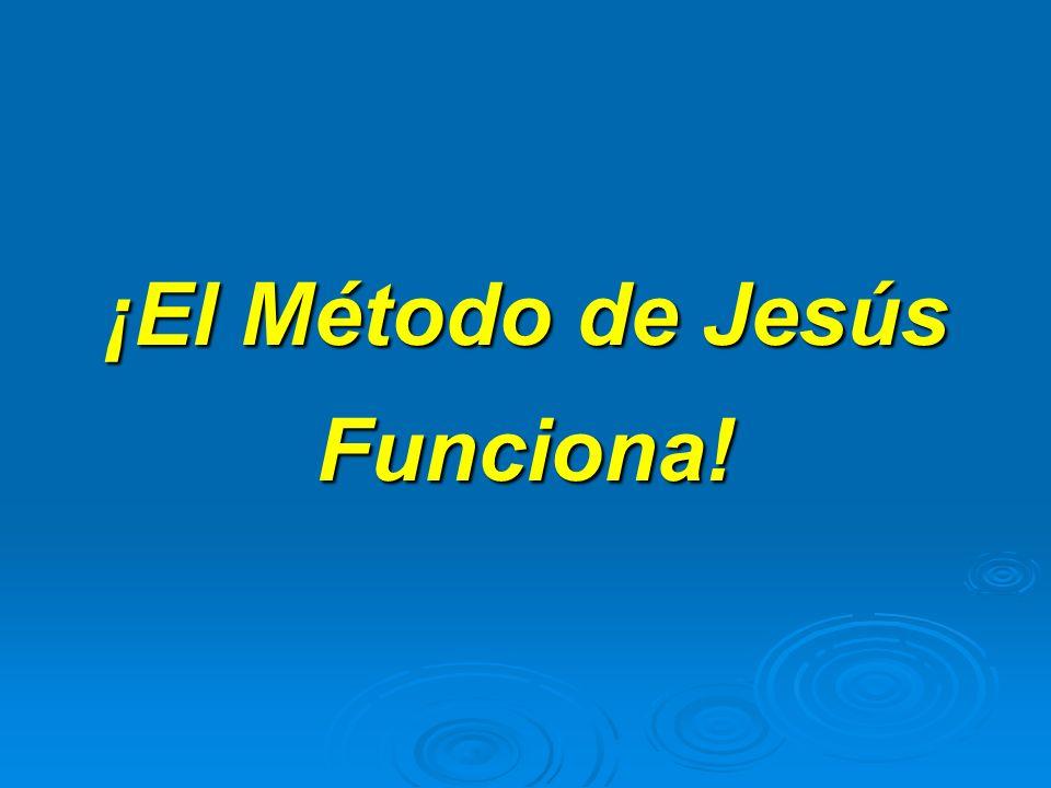 ¡El Método de Jesús Funciona!