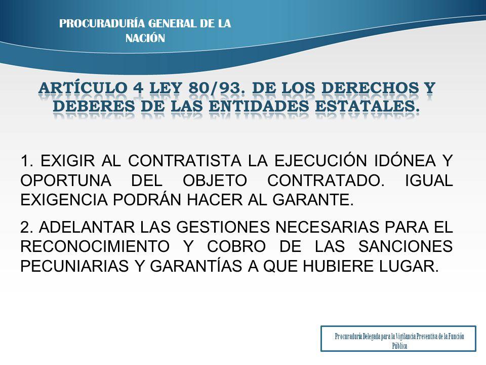 PROCURADURÍA GENERAL DE LA NACIÓN - ppt descargar