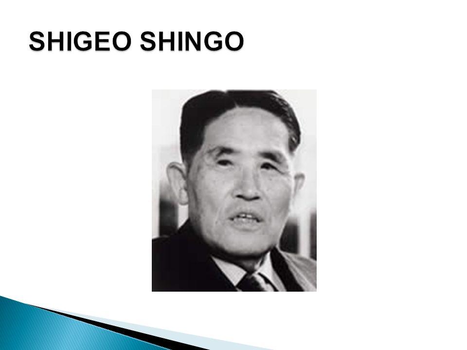 SHIGEO SHINGO