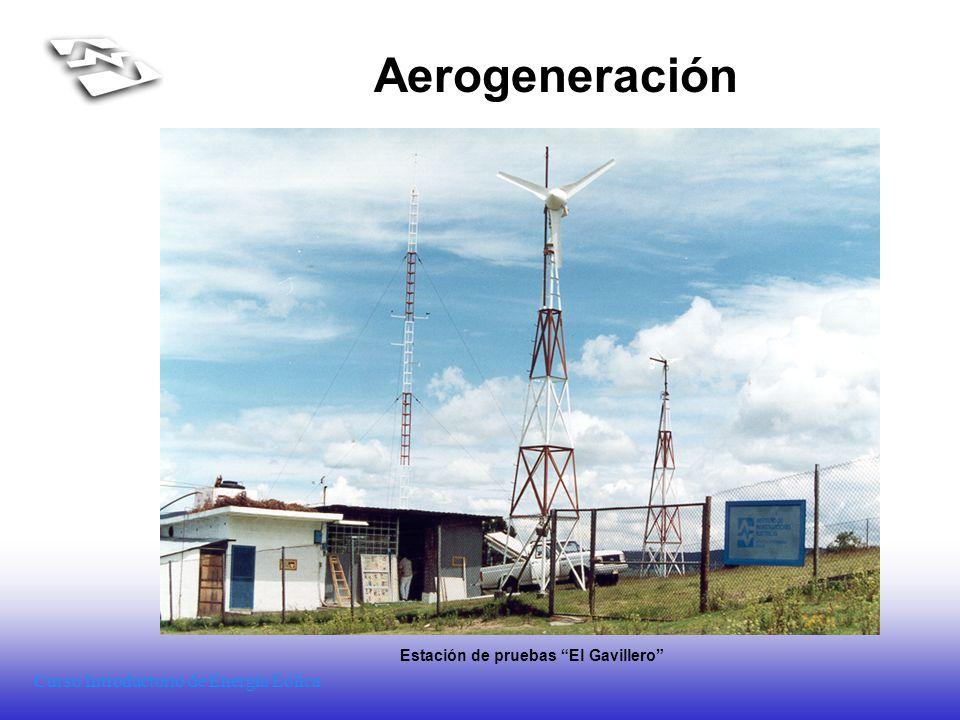 Estación de pruebas El Gavillero