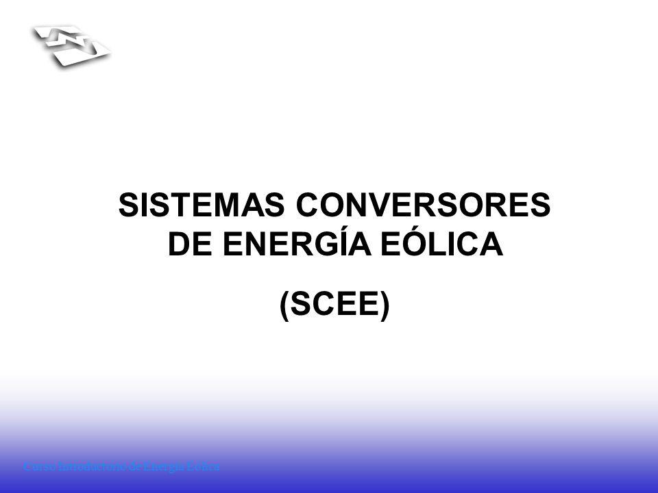 SISTEMAS CONVERSORES DE ENERGÍA EÓLICA