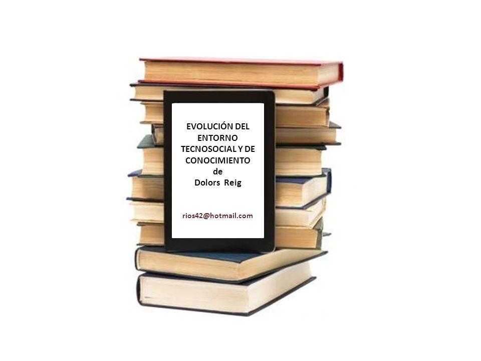 TECNOSOCIAL Y DE CONOCIMIENTO