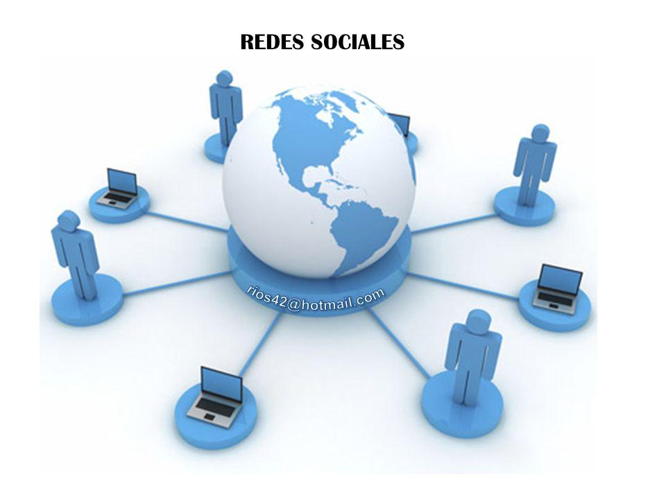 REDES SOCIALES rios42@hotmail.com