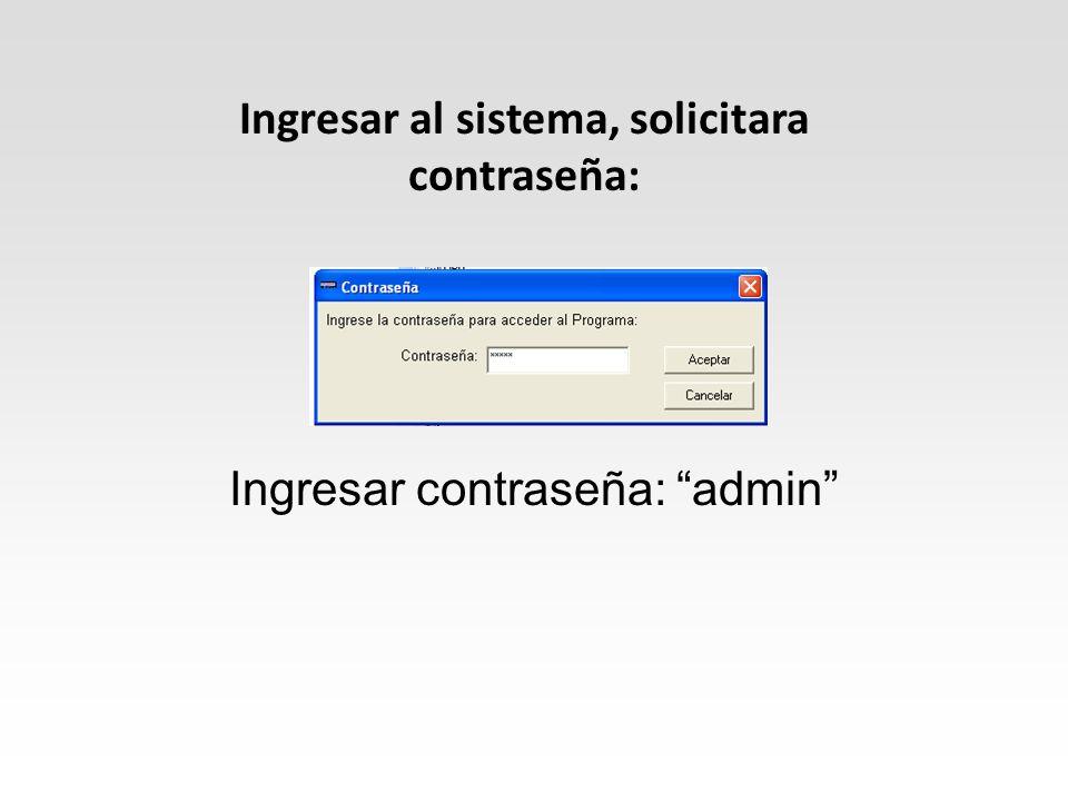 Ingresar contraseña: admin