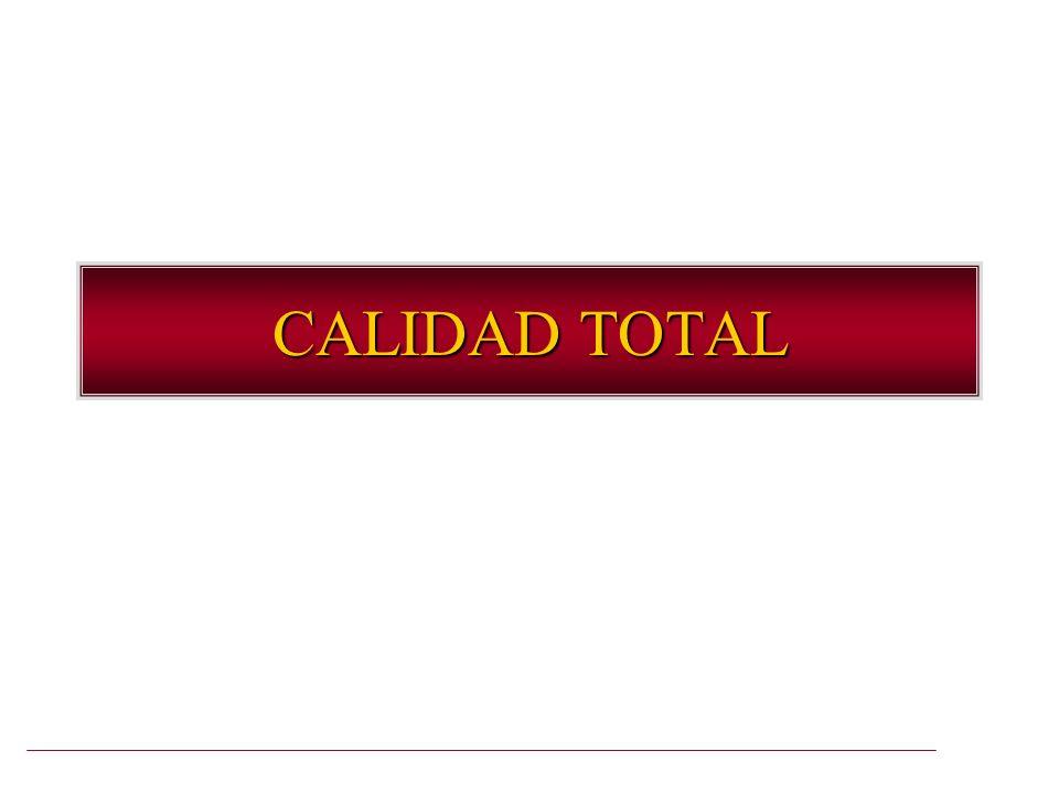 CALIDAD TOTAL