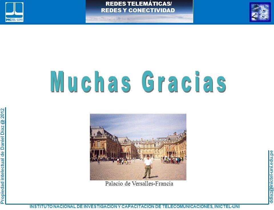 Muchas Gracias Palacio de Versalles-Francia