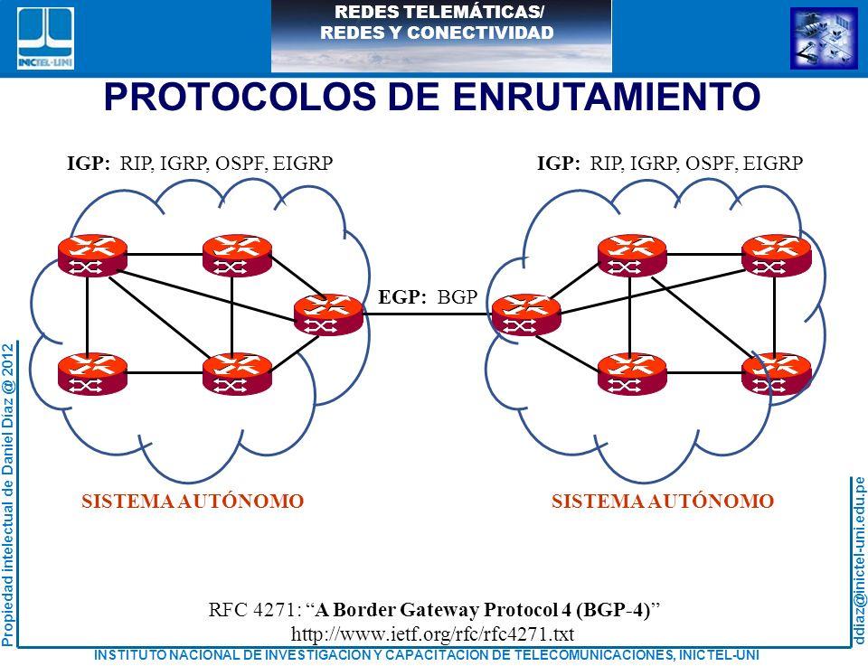 RFC 4271: A Border Gateway Protocol 4 (BGP-4)