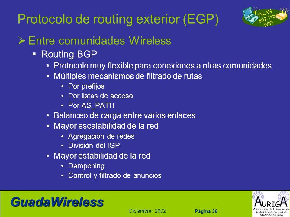 Protocolo de routing exterior (EGP)