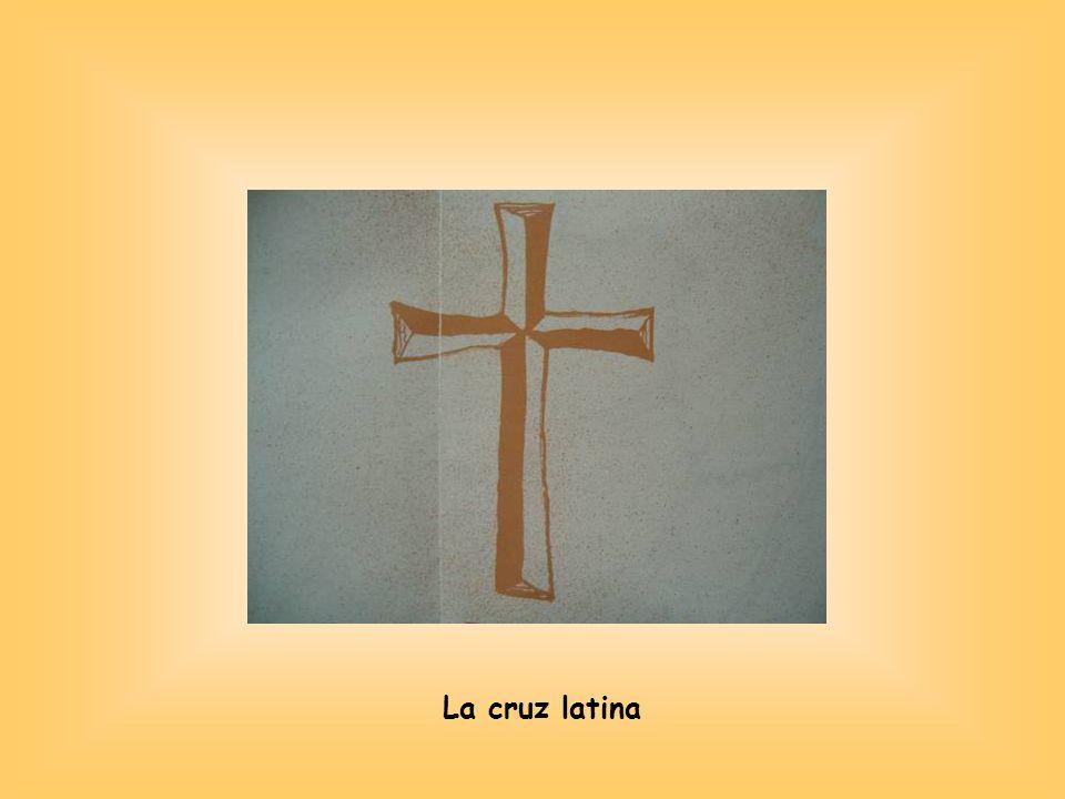 La cruz latina