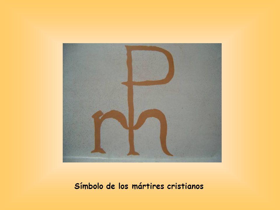 Símbolo de los mártires cristianos