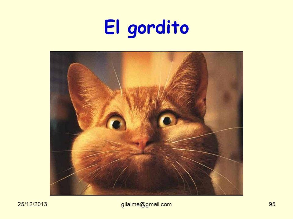 El gordito Comment est-ce possible 23/03/2017 gilalme@gmail.com